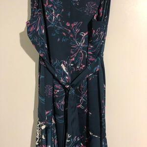 RACHEL Rachel Roy Dresses - RACHEL ROY Indigo Blue/Hot pink dress